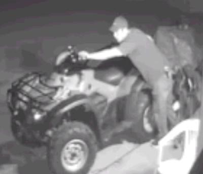 ATV theft