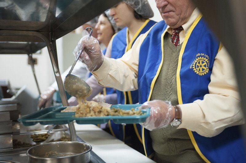Salvation Army Soup Kitchen Lockport
