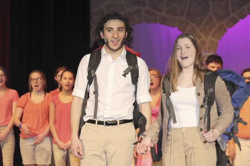 'Mamma Mia!' making its Niagara debut in Barker