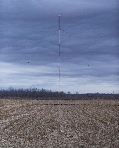 Apex Clean Energy removes tower in Somerset