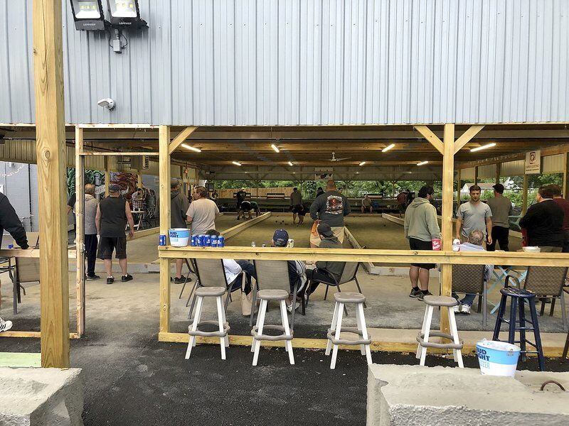 A dedicated community keeps bocce rolling
