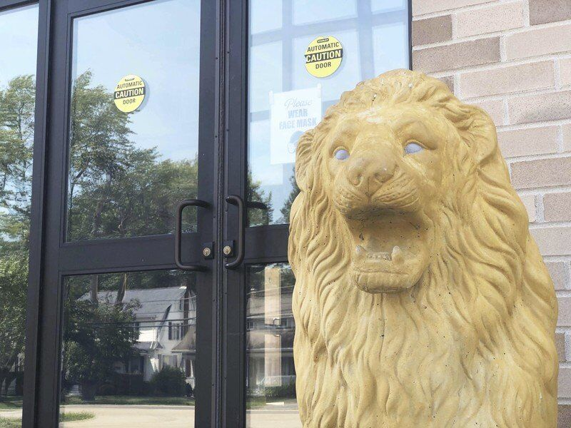 Lockport High School records first COVID case