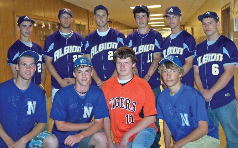 N-O Baseball All-Stars