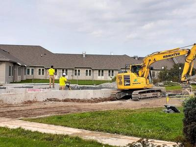 Niagara Hospice House expansion underway