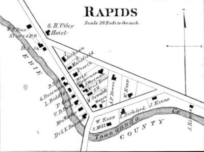 NIAGARA DISCOVERIES: Orange Mansfield, 1792-1879