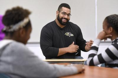 Canisius product Urschel sells virtue of math to youngsters
