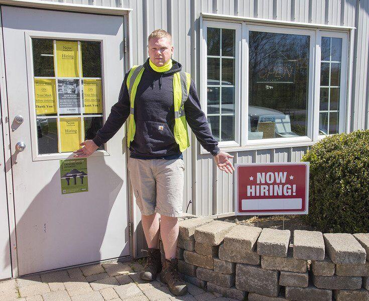 Labor shortage hits hard