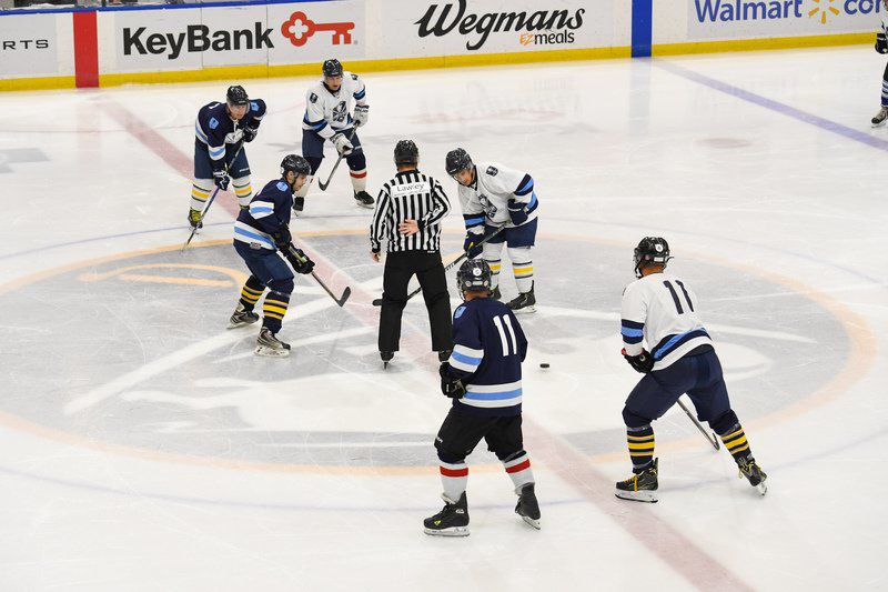 Falls police take on the Power Play