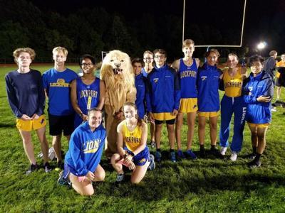 Lions kick off XC season