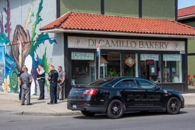 Police investigate armed robbery at bakery