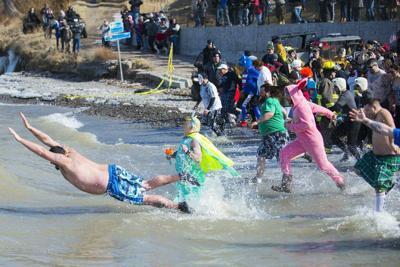 Annual Polar Bear Swim for Sight returns