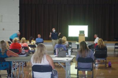 Newfane, Roy-Hart and Barker get ready for school year