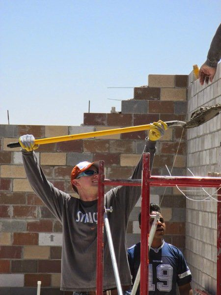 For the kids: Local mission group helping to build an orphanage in Mexico