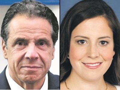 'Worst in America': inside the very public feud between Cuomo and Stefanik