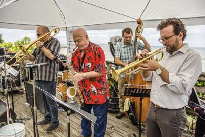 Jazz Trail returns to Olcott on Sunday