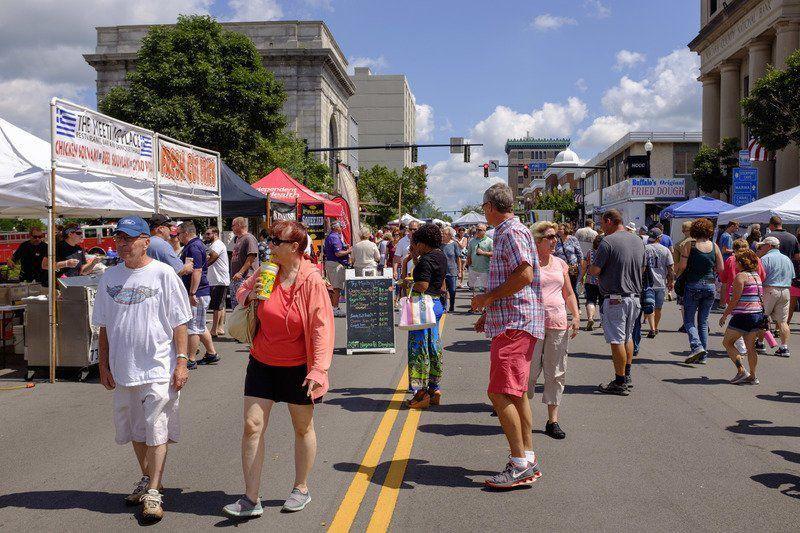 Lockport Food Fest to debut on Sunday