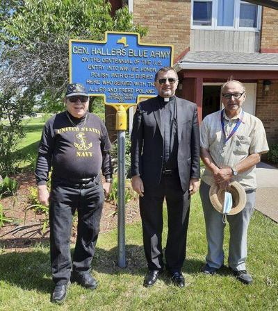 WWI Polish veterans remembered on Memorial Day