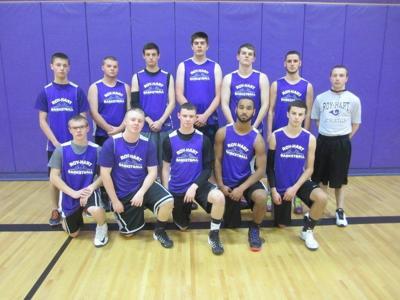 Roy-Hart boys b-ball team begins new era with first-year coach