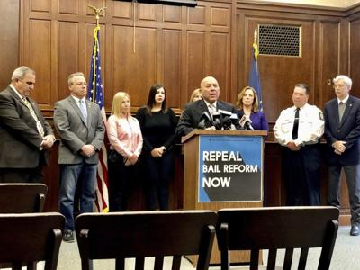 Calls for bail reform revision grow more insistent