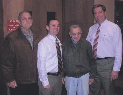 Former LHS coach, WWII pilot Cleri passes at 96