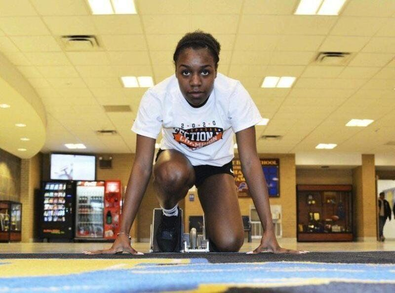 Lockport's Kahniya James commits to Syracuse track & field
