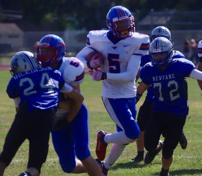 Reigning sectional champion Medina is motoring on offense two games into the season