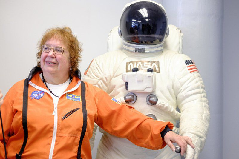 Challenger Learning Center dream comes to fruition