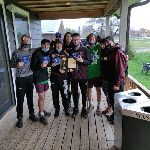Barker boys back on top of Class D