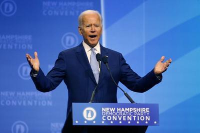 Biden in lead, butcan campaign keep it?