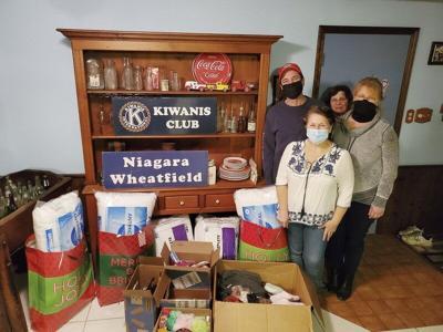 Kiwanis Club of Niagara-Wheatfield provides for Pinnacle