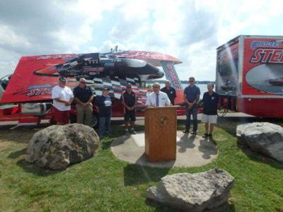 Thunder on the Niagara jet boat races returning to NT in August