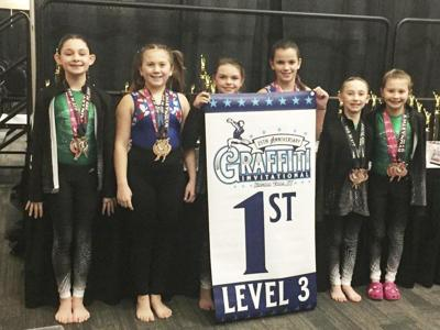 Lockport Flips first at 25th Graffiti Invitational
