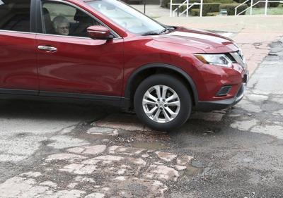 'Tis the season ... for potholes