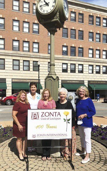 Honest and trustworthy, 100 times over: Lockport Zonta Club marking a century of service to the community