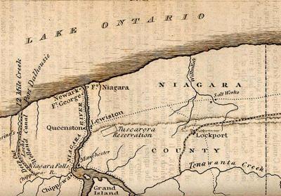 NIAGARA DISCOVERIES: Eighteen-Mile Creek