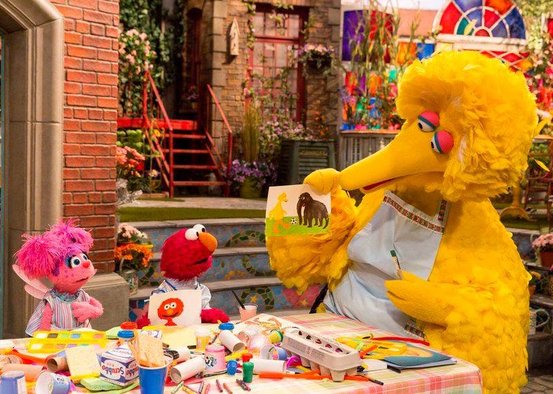 Goodness, humor celebrated as 'Sesame Street' turns 50