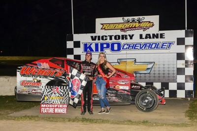Area Roundup: Williamson wins sixth of the year at Ransomville Speedway
