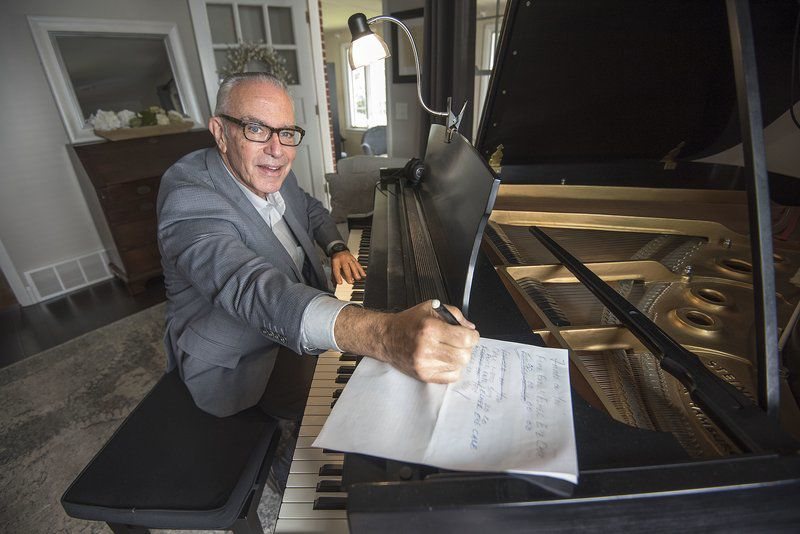 Local jingle writer for WBEN radio is reimagining his career
