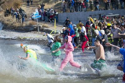 Olcott Polar Bear swim will hit the water on May 23