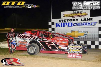 Williamson takes 'Super Fan' race at Ransomville