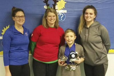 YMCA swimmers shineat RIT competition