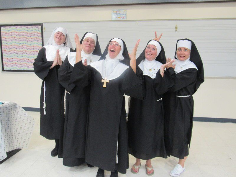 'Nunsense' set to take the stage at pair of wineries
