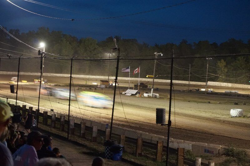 Documenting the Ransomville Speedway experience