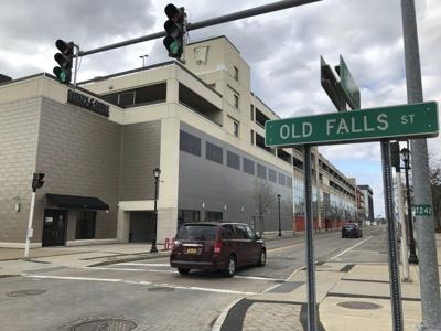 New life for Rainbow Mall in the Falls