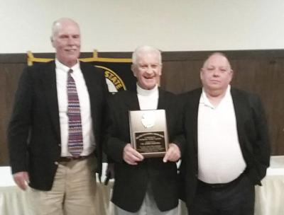 Fr. Bartko honored as state's top umpire