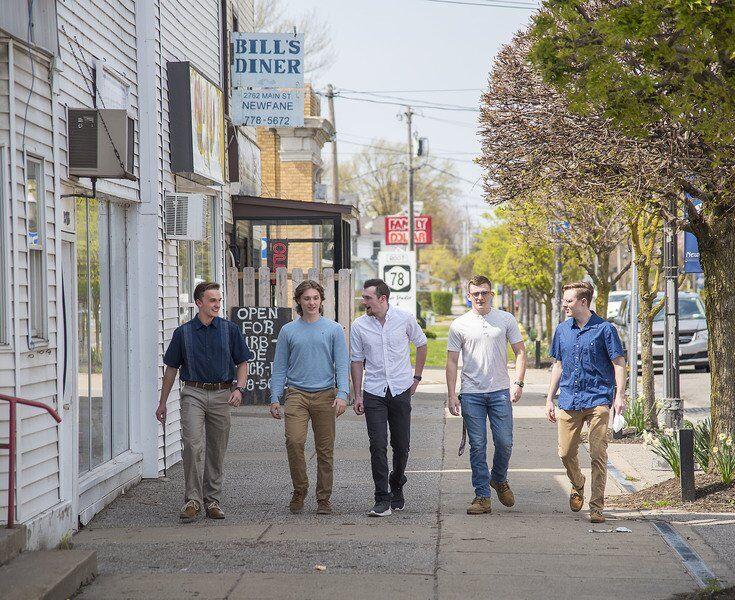 Newfane seniors start 'Shop Newfane'