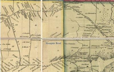 NIAGARA DISCOVERIES: The stories behind some local road names