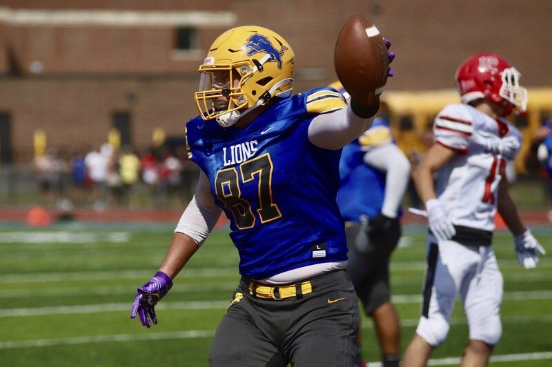 Lockport not discouraged despite lopsided opening loss to Lancaster