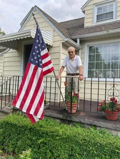 DELUCA: Ready to celebrate his 99th Fourth of July