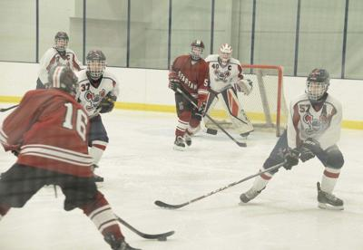 LoBrutto's hat trick sparks ice Spartans over NT